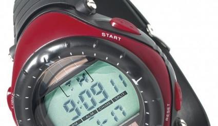 Solar-Armbanduhr Digital Sports