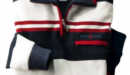 """Sweatshirt """"Winch & Wheel"""" mit RV"""
