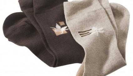 "Doppelpack Socken ""Ontario"""