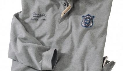 "Poloshirt ""Nationalpark"""