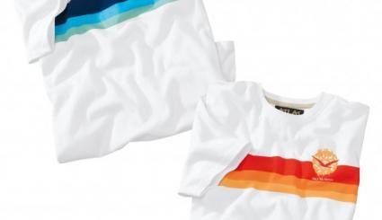 "2er-Pack T-Shirts ""Santorin"""