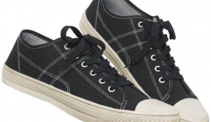 Segeltuch-Schuhe