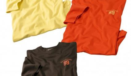 "3er-Pack T-Shirts ""Pacific Guard"""