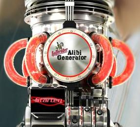 Alibi Generator